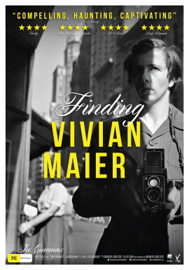FINDING VIVIAN MAIER coming to AUS and NZ cinemas today!