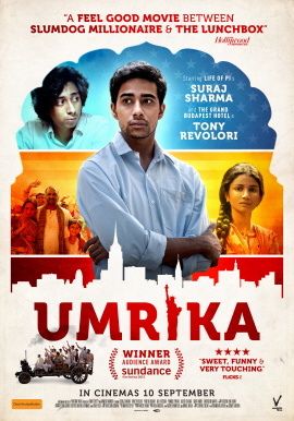 UMRIKA is opening in cinemas across Australia today!
