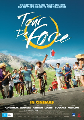 TOUR DE FORCE coming to NZ cinemas on 10 July