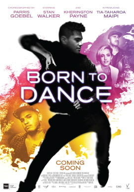 Born to dance trailer live