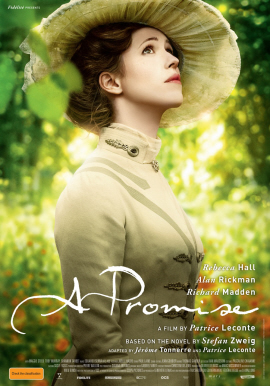 Coming to NZ cinemas today: A PROMISE